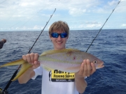 key largo yellowtail snapper