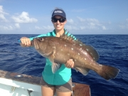 key largo snowy grouper
