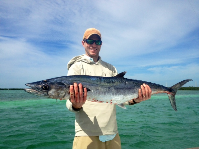 Key largo king mackerel for Key largo fishing report